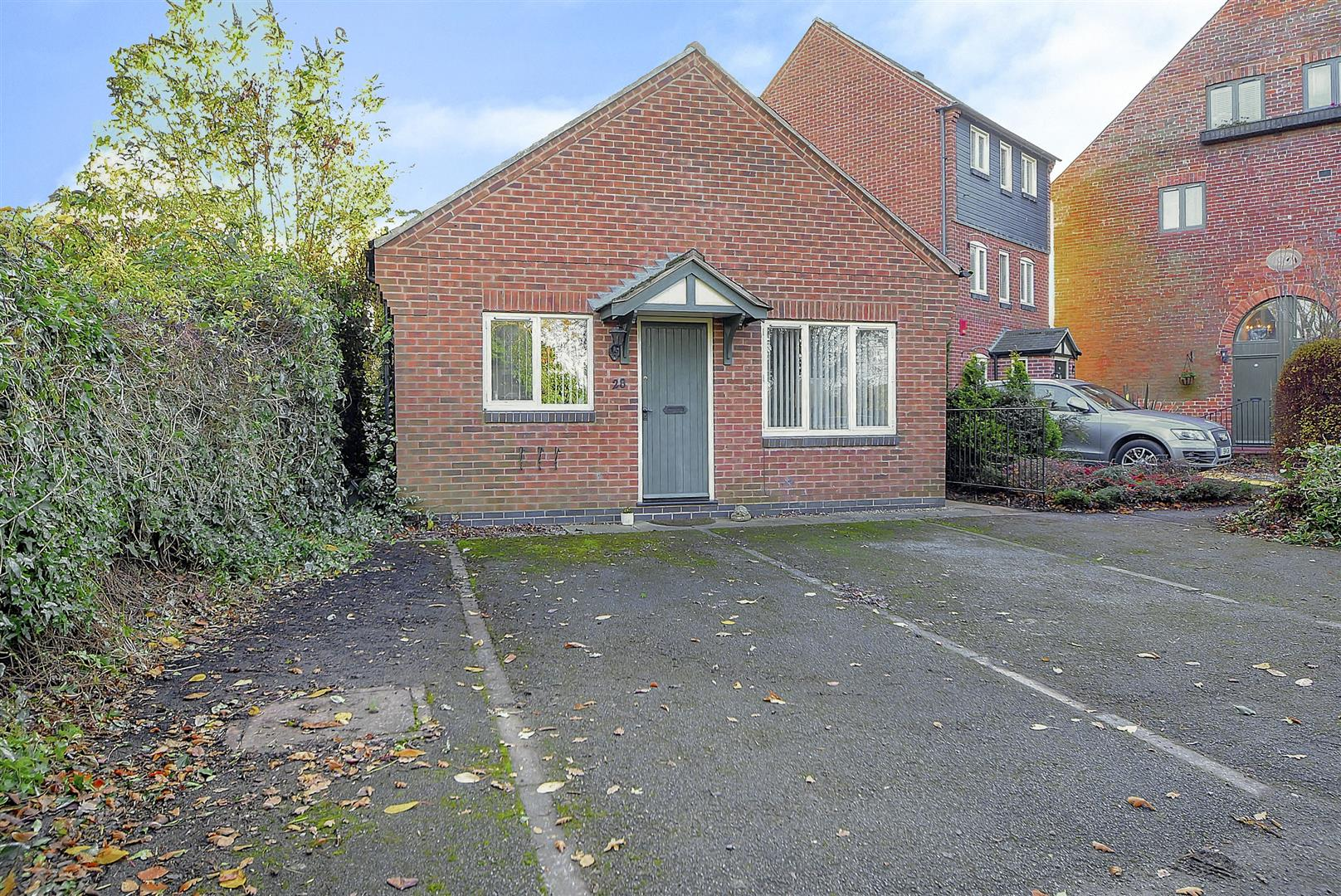 1 Bedroom Detached House for sale in The Wharf, Shardlow